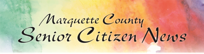 marquette county,senior citizen news,wisconsin